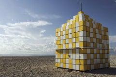 """""""Rubik's Cube"""", Color Photograph, 2016"""