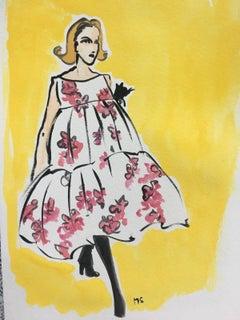 Balenciaga Puffy Dress