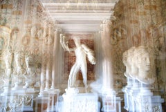 Villa Borghese - Rome, limited edition color architectural photograph