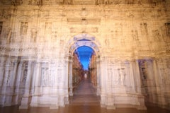 Teatro Olimpico - Vicenza, limited edition color architectural photograph
