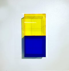 Blue/Yellow -Building Blocks. Edition 1/3
