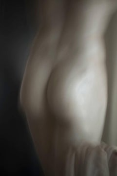 Roman Statue Study 8, Small Abstract Figurative Photograph, 2014