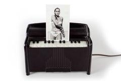 'Piano Ursula' Castelloland- Contemporary Color Photograph