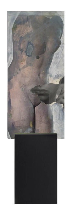 Crazy He Calls Me - Limited edition print on deiNERI Acrylic glass stand