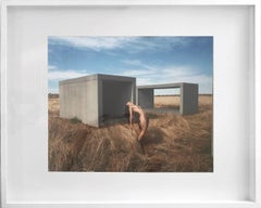 Untitled Nude at Marfa - Frame