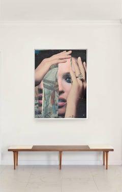 Eternal Recurrence #43, Enlarged Photo Print, Framed