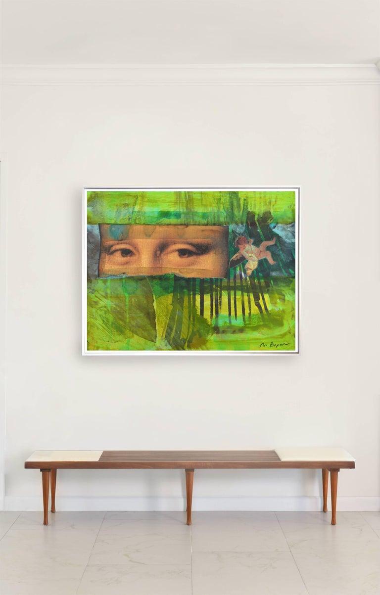 Natasha Zupan Color Photograph - Eternal Recurrence #33, Enlarged Photo Print, Framed