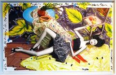 """Colored Frida"", 2010"