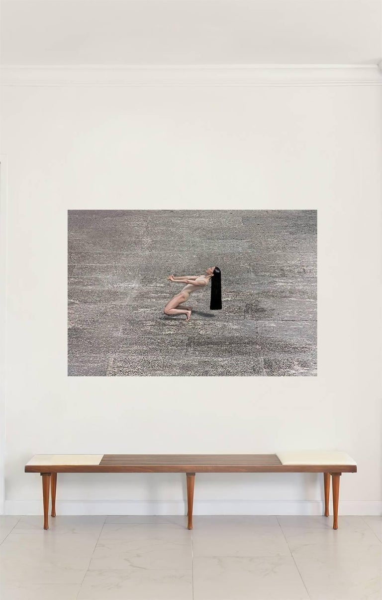 Guilherme Licurgo - Sprout, Peiju Chien-Pott (Archival Color Pigment print) Framed 1