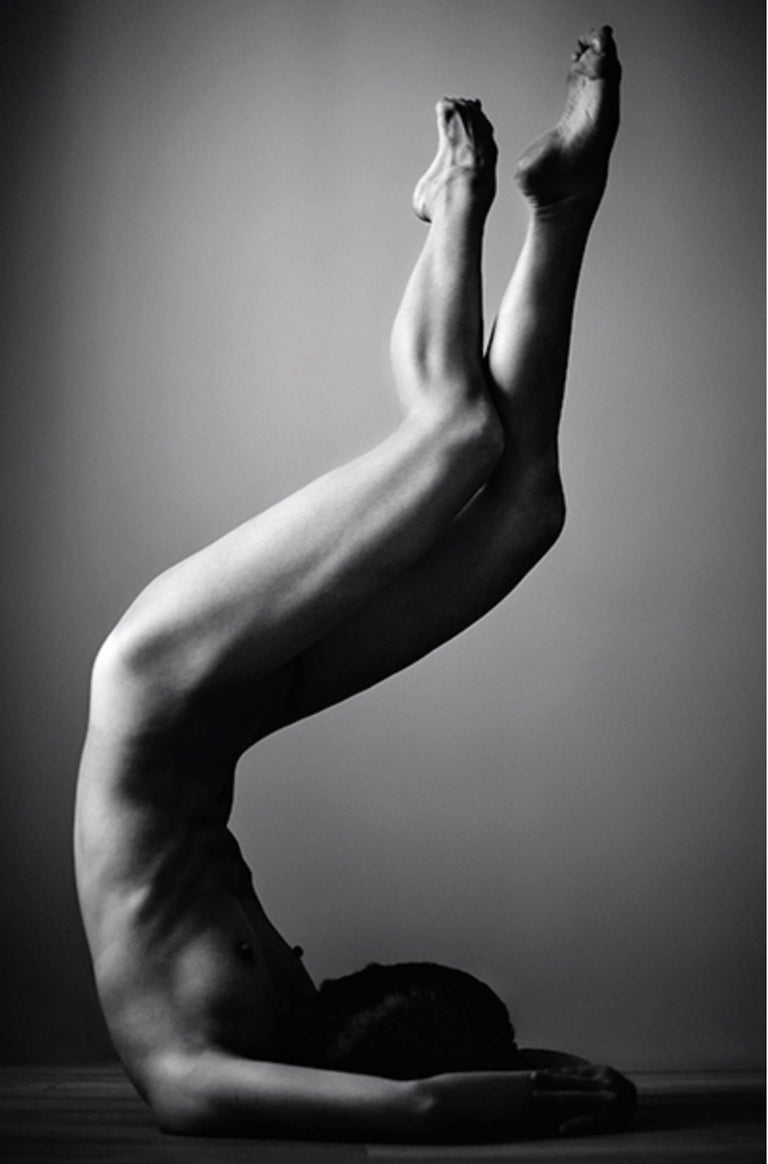 Seed X (B&W Figurative Photography) 2