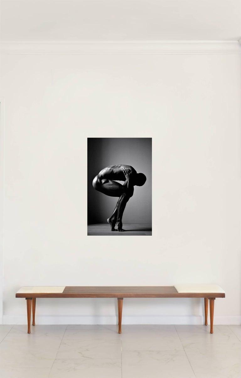 Guilherme Licurgo - Seed VI (B&W Figurative Photography Archival Pigment print) 1