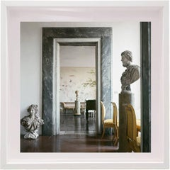 Untitled #23 Cy Twombly in Rome- Color Photograph