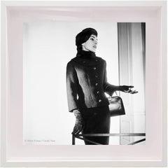 Maria Callas Portfolio 8 B&W archival pigment prints matted in embossed box