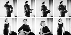 Maria Callas Portfolio 8 B&W archival pigment prints matted in embossed box