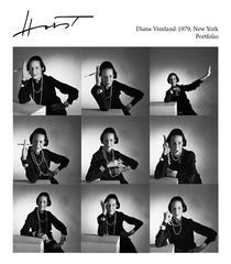 Diana Vreeland, 1979, Portfolio of nine archival pigment prints