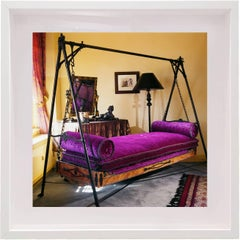 Paloma Picasso New York- Daybed, Limited edition archival pigment print