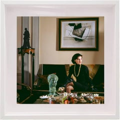 Untitled #8 Paloma Picasso New York Limited edition archival pigment print