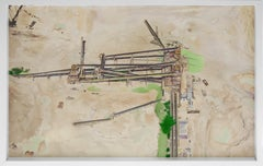 Untitled (Aerial Photography) Framed