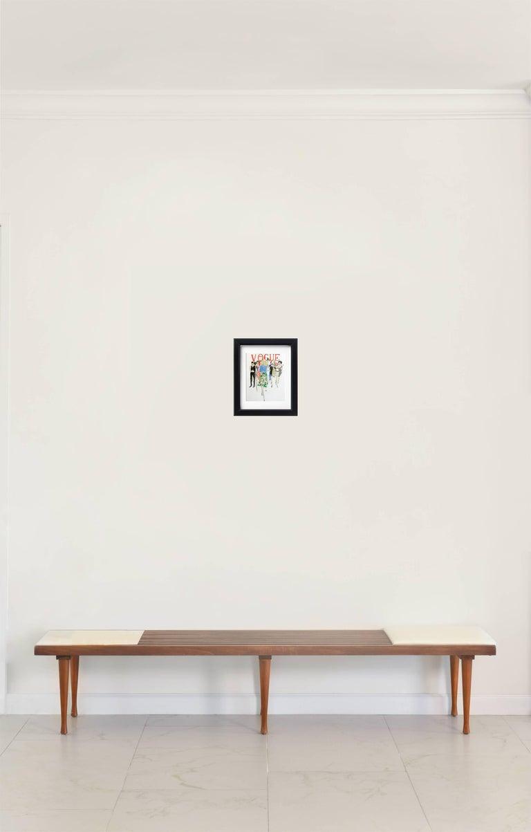 Franca Sozzani, Vogue Italia  - Contemporary Art by Manuel Santelices