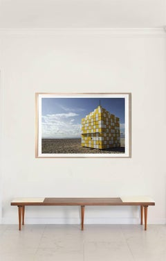 Rubik's Cube Limited edition Color Photograph