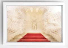 Belvedere Winter Palace-Triptych. Limited Edition Architectural Photograph