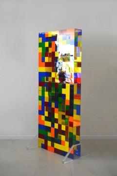 GENOMA - Plexiglass Sculpture