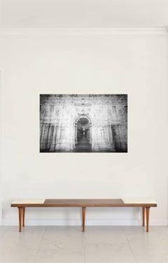 Teatro Olimpico- Vicenza Limited Edition B&W Architectural Photograph