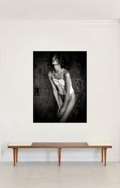 On the Bowery #2- Limited Edition B&W Photograph