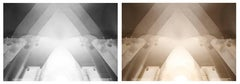 Palladio Museum Abstract Architectural Photograph Diptych