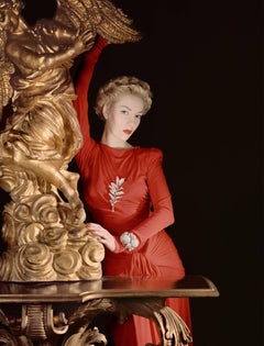 Fashion in Colour - Vogue, September 1940, Color Photograph, Framed