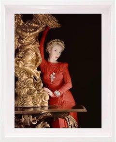 Vogue - September, 1940 Color Photograph