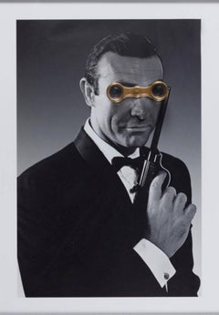 'James Bond 007/ Sean Connery CastelloLand Series Contemporary Color Photograph