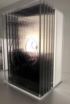 A Janela, Light Box Sculpture, 2017