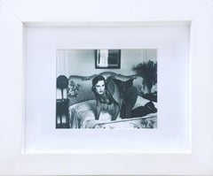 Saddle I, Paris Photograph, Attributed to Helmut Newton, Framed