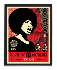Spirit of Independence, Offset Poster, 2017