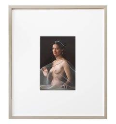 Michele, Dye Transfer Print, 1983
