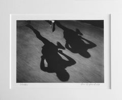 Ihre Schatten, 1936 (Their Shadows), Silver Gelatin Print