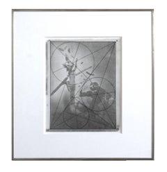 Untitled (Salvador Dali Homage) , Silver Gelatin Print