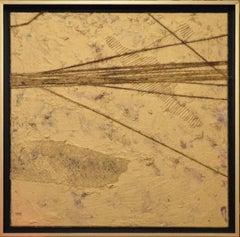 Healing Process, Framed Mixed Media on Canvas, 2015