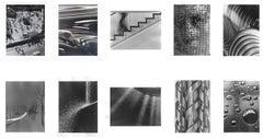 Peter Keetman Portfolio, 10 Black and White Silver Gelatin Prints