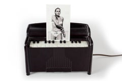 'Piano Ursula' Castelloland, Small Contemporary Color Photograph, 2015