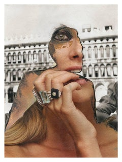 Cocteau Rings, #2271, Enlarged Photographic Print, 2018