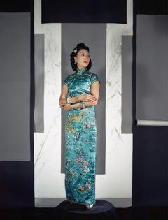 Madame Wellington Koo, New York, 1943, Small Archival Pigment Print