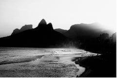 Lost In The Fog / Rio De Janeiro, Medium Print.