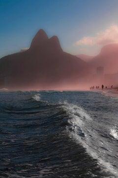 Lost In The Fog III / Rio De Janeiro, 2010, Medium Print