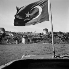 """Untitled #6, Istanbul, 1954"", Black and White Photograph, Printed 2018"