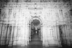 """Teatro Olimpico-Vicenza"" Limited Edition B&W Architectural Photograph"