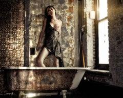 """Shanghai #5""- Limited Edition Medium Nude Portrait Photograph"