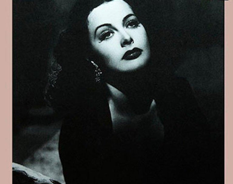 Hedy Lamarr, Contemporary Color Photograph (large Size), 2018 For Sale 3