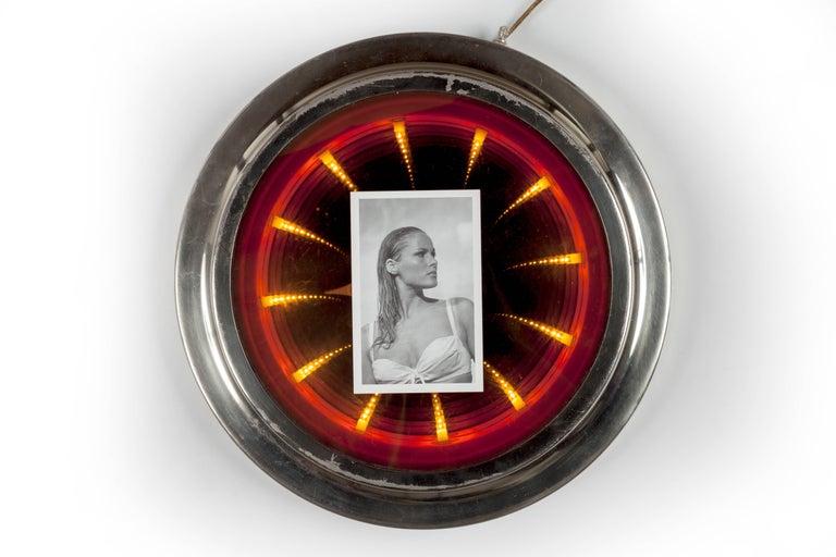 'Electric Diva' Castelloland- Contemporary Color Photograph For Sale 1